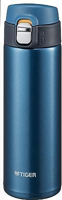 タイガー魔法瓶(TIGER) マグボトル マリンブルー 480ml サハラ MMJ-A481-AM