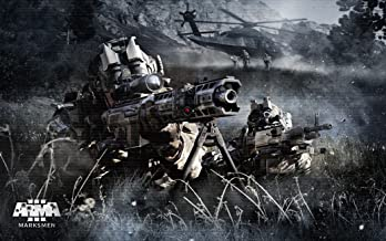bribase shop Arma 3 : Experience True Combat Game Poster 40 inch x 24 inch