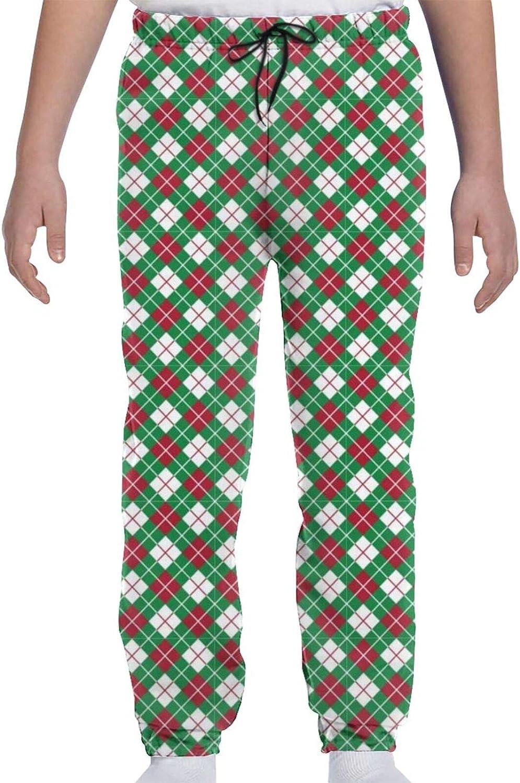 Oomato Happy Winter Christmas Youth Award Teens Philadelphia Mall 3D Sweatpants Tr Print