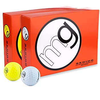 MG Golf Balls Senior