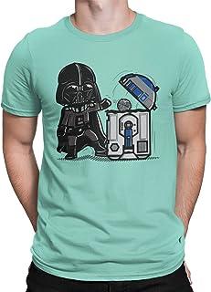 Camisetas La Colmena 209 - Parodia Robotic Trash Can (Donnie)
