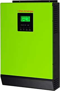 Flin Energy FlinInfini Lite 2KW-24V Smart Solar Ongrid Inverter with Battery Backup