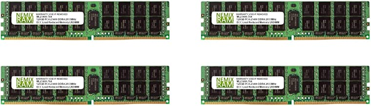 Best 128gb ddr4 lrdimm Reviews