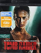 Tomb Raider 4K UHD