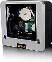 1D Desktop Barcode Scanner,Symcode Platform Omnidirectional Automatic Laser Barcode Scanner Reader