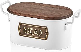 Ekmek Saklama Kabı - Beyaz