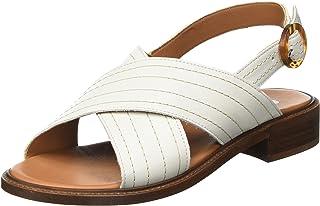 Bensimon Sandale Plate Croisee, Mule Femme