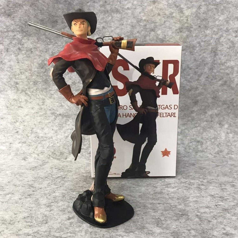 KGMYGS Spielzeug Statue Einteiliges Spielzeug Modell Exquisite Anime Dekoration Dekoration Cowboy Sauron 22 cm B07P2GLBLK Schön und charmant  | Produktqualität