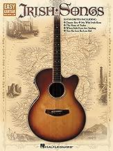 Hal Leonard Irish Songs For Easy Guitar (With Tab)