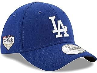 New Era Los Angeles Dodgers 2018 World Series Bound Side Patch 39THIRTY Flex Hat – Royal Blue