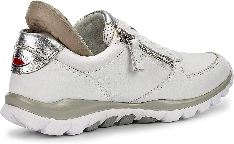 Gabor Damen Halbschuhe Frauen Sneaker Low,lose Einlage