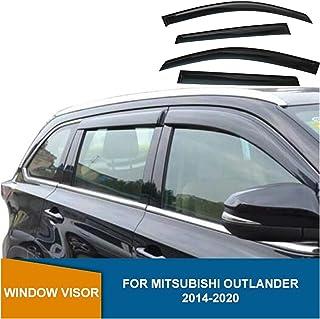 Suchergebnis Auf Für Mitsubishi Outlander Windabweiser Autozubehör Auto Motorrad