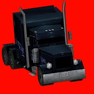Huge Crazy Truck Parking Simulator