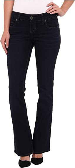 76805dbf766 Kut from the kloth plus size reese crop flare jeans in perfection ...