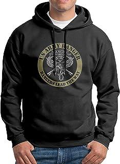 LKQTH Sudadera con capucha para hombre Army Airborne Rangers