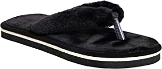 Bhains Ki Ankh Slip On Fur Slipper   Carpet Slippers   Home Slippers