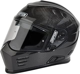 Simpson GBDMC Ghost Bandit Shield - Dot Med Carbon