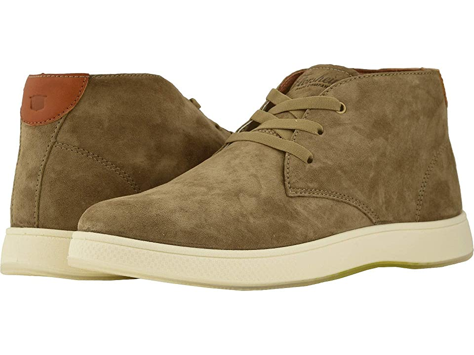 Florsheim Edge Chukka Boot (Olive Nubuck) Men