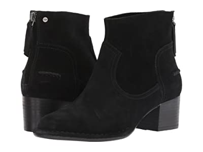 UGG Bandara Ankle Boot (Black Suede) Women