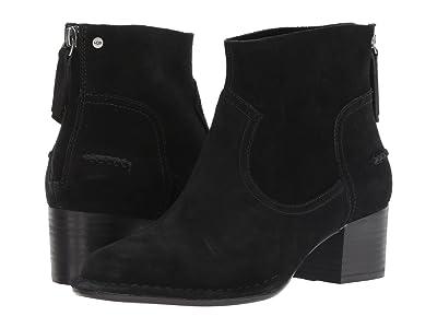 UGG Bandara Ankle Boot (Black Suede) Women
