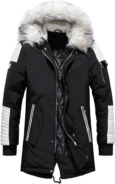 Men's Camo Warm Winter Coat Cotton Hoodies Ou Ranking TOP3 Max 44% OFF Zipper Jacket Tops