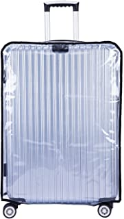 Clear Medium Luggage Protector Suitcases Covers