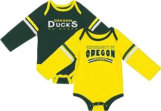 Gen 2 NCAA Unisex-Child NCAA Newborn /& Infant Little Tailgater Bodysuit
