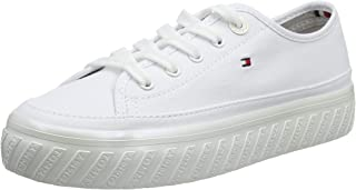 Tommy Hilfiger Outsole Detail Flatform Women's Sneakers
