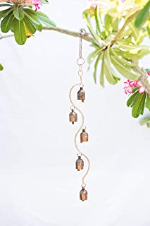 Handmade Wind Chime for Home Decoration, Wind Chime Outdoor, Wind Chime Gift for Mom Children Colleagues Family
