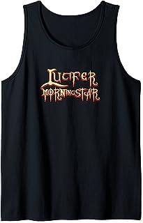 Lucifer Morningstar le diable ange déchu Vintage Drôle Débardeur