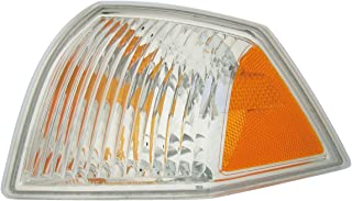 Dorman 1631377 Jeep Compass Front Driver Side Parking / Turn Signal Light Assembly