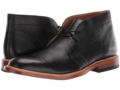 Bostonian No16 Soft Boot (Black Leather) Men