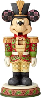 Enesco Disney Traditions by Jim Shore Mickey Mouse Nutcracker Figurine, 7