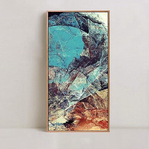 SCD Couloir Abstrait Peinture Décorative Version Verticale étude Escalier de L'Allée Décoration de la Peinture Suspendue,B,40  80