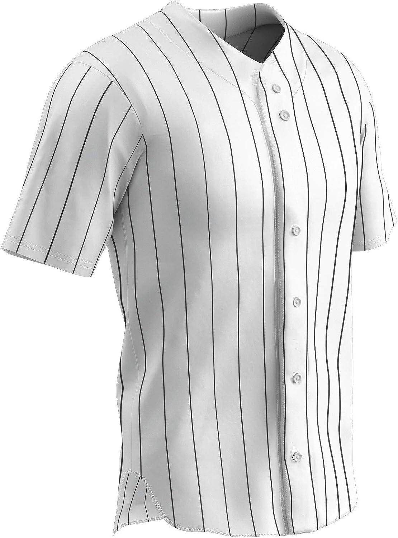 CHAMPRO Pro-Style online shopping Warp Baseball Jersey Knit Max 78% OFF