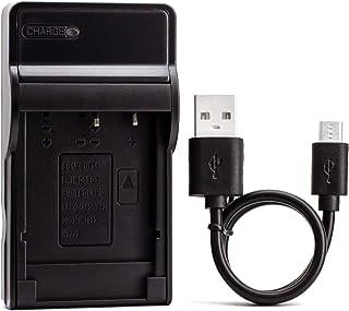 NP-BD1 USB Oplader voor Sony Cyber-shot DSC-P100, DSC-P120, DSC-P150, DSC-P200, DSC-T5, DSC-T50, DSC-T500, DSC-T70, DSC-T7...