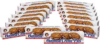 Little Debbie Oatmeal Creme Pies, 16 Boxes, 192 Individually Wrapped Cookies