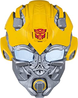 Best transformers mask bumblebee Reviews