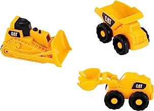 Theo Klein - Caterpillar Mega Set Premium Toys for Kids Ages 3 Years & Up