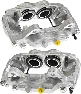 A-Premium Brake Caliper without Bracket for Toyota 4Runner Sequoia Tundra 2000-2007 Front Driver and Passenger 2-PC
