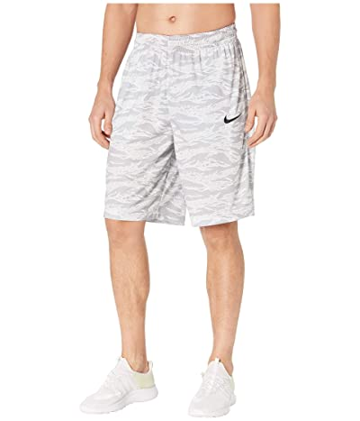 Nike Dry Courtlines Shorts All Over Print (Pure Platinum/Black) Men