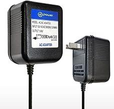 T-Power Ac Adapter Compatible with 14Vac Boss DR-770 DR-880 BRC-120 BRC120 AF-70 DR-770 DR-880 GR-20 GR-33 GT-3 GT-6 GT-8 ...