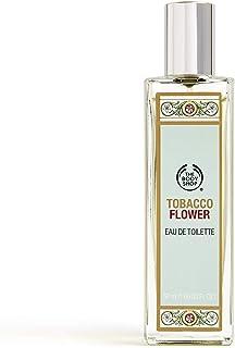 The Body Shop Tobacco Flower Eau de Toilette For Women, 50ml FTFL-ED01