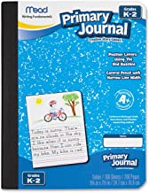 Mead Primary Journal, Narrow Ruled, 9-3/4