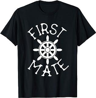 First Mate Nautical T-Shirt