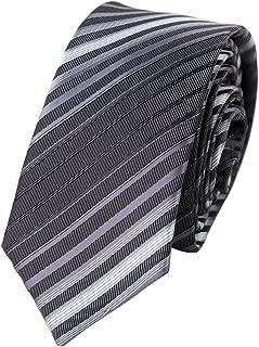 Men's Fashion Multicoloured Creative Skinny Tie Stripes Slim Tie For Men