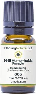 Hemorrhoids Treatment: H-Bleeding Hemorrhoids Relief for Internal, External, Thrombose Bleeding Hemorrhoids 11ml Formula