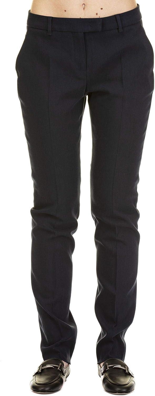 Max Mara Women's 61310697000004 Black Cotton Pants