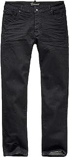 Brandit Manson Denim Jeans Men Jeans Black, Straight