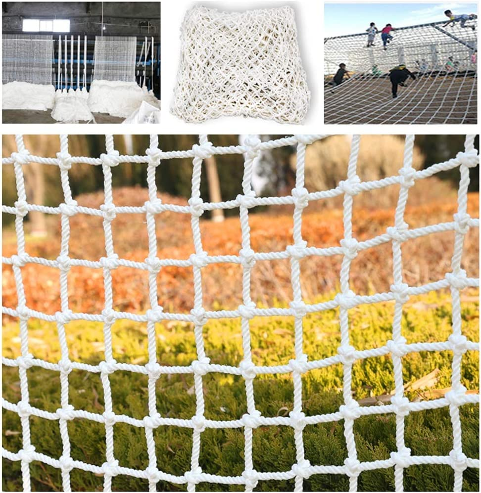 OFFicial shop Climbing New product type Cargo Net Outdoor Playground Swing Ladde Rope Polyester